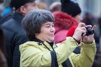 Средневековые маневры в Тульском кремле. 24 октября 2015, Фото: 75