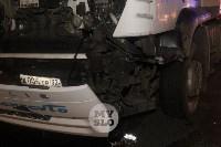 ДТП на трассе М-2 в Туле, Фото: 11