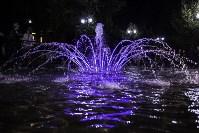 Открытие светомузыкального фонтана возле драмтеатра, Фото: 34