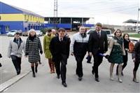 Владимир Груздев в Ясногорске. 8 ноября 2013, Фото: 1