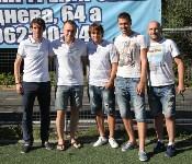 Игроки «Арсенала» награждают победителей Летнего Кубка ТГФФ., Фото: 48