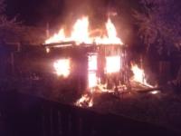 Пожар в Новомосковске, Фото: 3