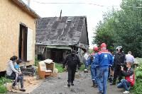 Снос домов в Плеханово. 29 июня 2016, Фото: 8