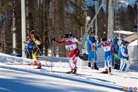 Состязания лыжников в Сочи., Фото: 44