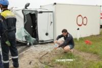 Авария на трассе Тула-Калуга. 04.07.2014, Фото: 17