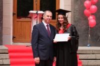 Вручение дипломов магистрам ТулГУ. 4.07.2014, Фото: 83