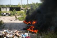 Пожар в гаражном кооперативе №17, Фото: 29