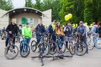 В Туле прошел большой велопарад, Фото: 51