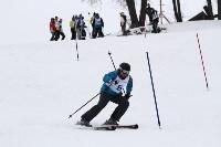 Второй этап чемпионата и первенства Тульской области по горнолыжному спорту., Фото: 25