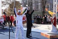 Эстафета Олимпийского огня. Новомосковск, Фото: 18