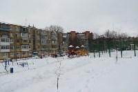 Сотрудники администрации Тулы проинспектировали уборку снега в городе, Фото: 10