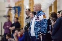 Мэр Тулы Юрий Цкипури и команда ветеранов «Фаворит» сыграли в футбол с волонтерами, Фото: 64