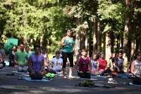 Йога в Центральном парке, Фото: 27