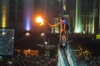 В Туле прошло шоу «летающих людей». Фоторепортаж, Фото: 54