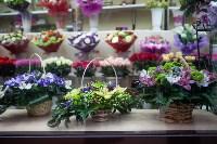 Ассортимент тульских цветочных магазинов. 28.02.2015, Фото: 2