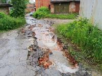 Потоп в гаражном кооперативе в Туле: Фоторепортаж , Фото: 15