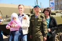 День Победы: гуляния на площади Победы. 9 мая 2015 года, Фото: 40