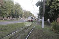 Авария с трамваем на ул. Металлургов, Фото: 9