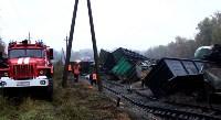 Крушение поезда в Тульской области, Фото: 12