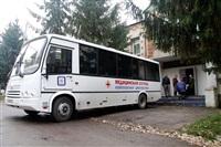 Выездная поликлиника в поселке Мещерино Плавского района, Фото: 1