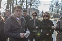 Субботник в Комсомольском парке с Владимиром Груздевым, 11.04.2014, Фото: 53