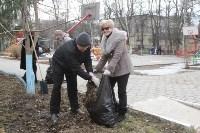 Первый городской суббботник-2015. 14.03.2015, Фото: 3