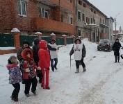 Митинг на улице Лескова, Фото: 1