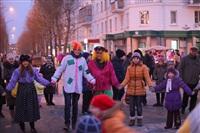 Открытие центральной елки в Новомосковске, Фото: 8