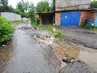 Потоп в гаражном кооперативе в Туле: Фоторепортаж , Фото: 14
