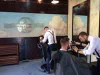 Top GUN, мужская парикмахерская, Фото: 5