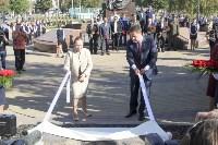 В Туле открыли стелу в память о ветеранах локальный войн и военных конфликтов, Фото: 9