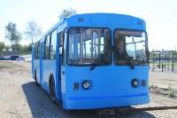 Троллейбус на набережной, Фото: 3