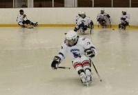 «Матч звезд» по следж-хоккею в Алексине, Фото: 3
