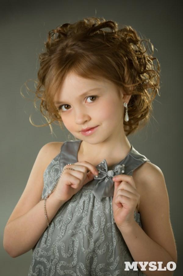 Крылова Варвара, 9 лет. Занимается танцами