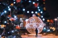 Как украсили Тулу к Новому году, Фото: 70