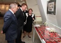 Алексей Дюмин посетил Тульский музей оружия, Фото: 7