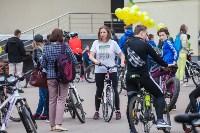 В Туле прошел большой велопарад, Фото: 28