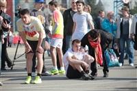 Легкоатлетическая эстафета школьников. 1.05.2014, Фото: 40