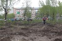 Высадка молодого леса, Фото: 40