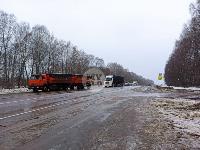 На дороге «Тула-Новомосковск» Ford протаранил Chevrolet, Фото: 5