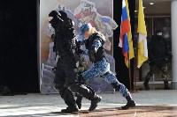 В музее оружия показали театральное шоу, Фото: 56