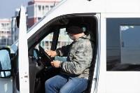 Как в Туле дезинфицируют маршрутки и автобусы, Фото: 16