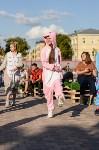 На тульском «Газоне» прошла пижамная вечеринка, Фото: 17