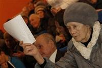 Владимир Груздев в Белевском районе. 17 декабря 2013, Фото: 65