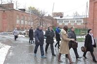 Осмотр кремля. 2 декабря 2013, Фото: 33