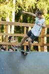 В Туле открылся первый профессиональный скейтпарк, Фото: 35