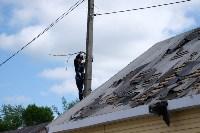 В Плеханово начали сносить дома в цыганском таборе, Фото: 138