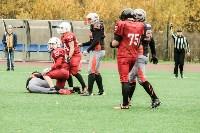 Матч по американскому футболу между «Тарантула» и «Витязь», Фото: 34