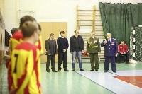 Турнир по мини-футболу памяти студентов, погибших в Афганистане., Фото: 2