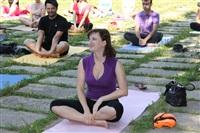 Йога в Центральном парке, Фото: 43